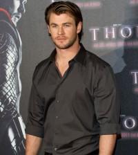 Thor: The Dark World star Chris Hemsworth