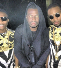 dbanj and 2face