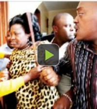 Gov Slap Female Rep in Nairobi