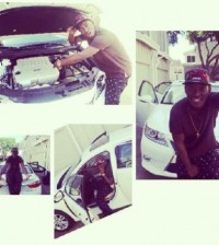 dammy krane car