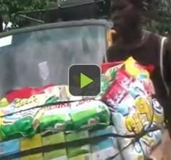 Nigerian Police brutality on camera